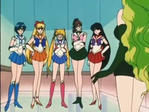 "Sailor Moon Full Episode 69 ""Emerald Takes Over"""