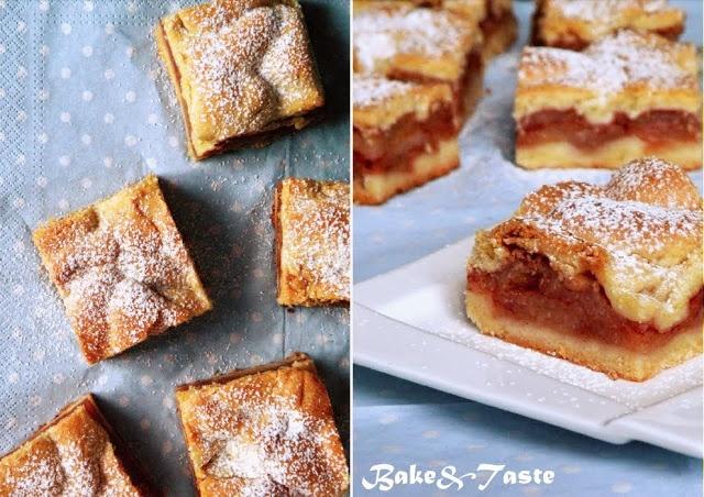 Simple apple pie | Food I Love - Bake&Taste | Pinterest
