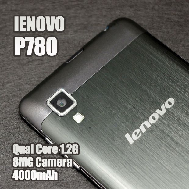 In stock! Free shipping 4000mAh Original Lenovo P780 MTK6589 Quad Core Phone 5.0-inch HD IPS Screen 8MP Android  Russian US $199.00 - 289.90
