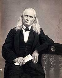 The ardent slave holder, supporter of the Confederacy and the man who fired the first shot of the Civil War, Edmund Ruffin was born January 5th 1794.