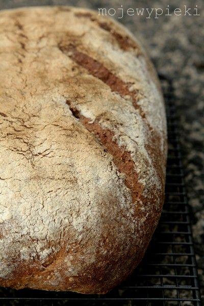 Polski chleb (na zakwasie)