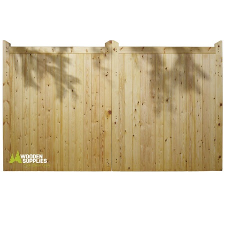 Buy The Bradden #driveway #gates Online, Also Available As Side And Garden  Gates