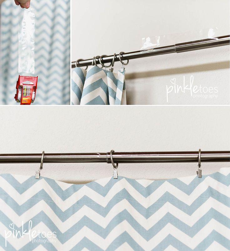 fix telescoping curtain rod humps home decor decorating. Black Bedroom Furniture Sets. Home Design Ideas