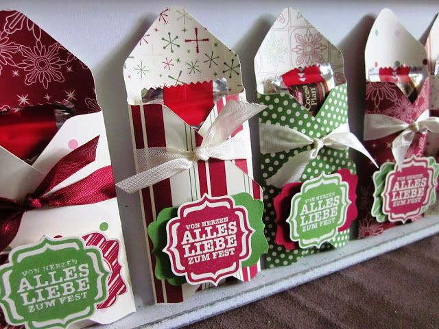 stampin with fanny: Goodies mit dem Envelope Punch Board