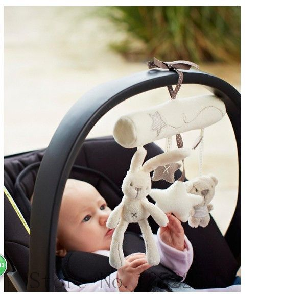 Great item for everybody.   0+ baby toys mobile hanging toy baby rattle toy soft plush rabbit musical 21cm - US $6.99 http://kidsshopnow.com/products/0-baby-toys-mobile-hanging-toy-baby-rattle-toy-soft-plush-rabbit-musical-21cm/