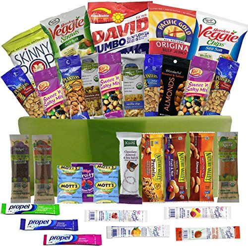 Best Healthy Food For Military Care Package