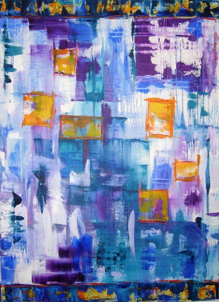 Funkis | painting - Amalie Ree