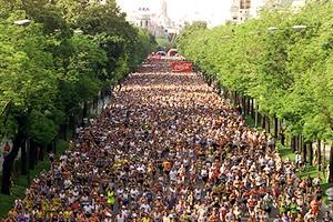 Maraton de Madrid, April 22nd 2012