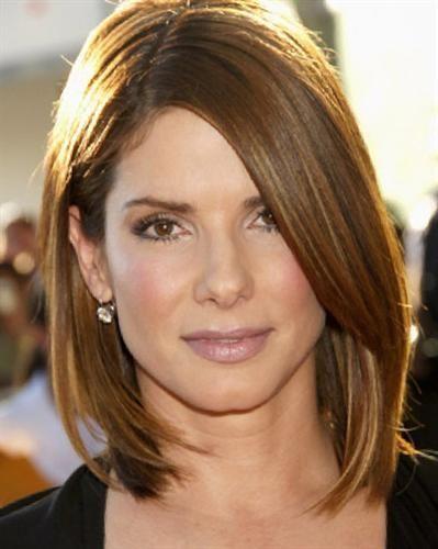 Sandra Bullock Hair Styles: 13 Best Images About Hair Cut Ideas On Pinterest