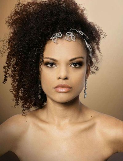 Resultado de imagem para penteado vintage cabelo afro