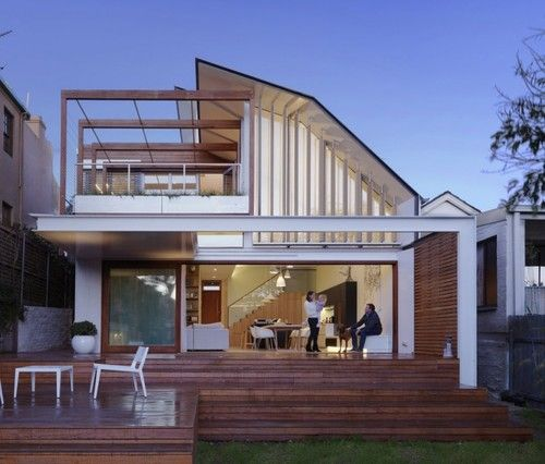 waverly residence/anderson architecture