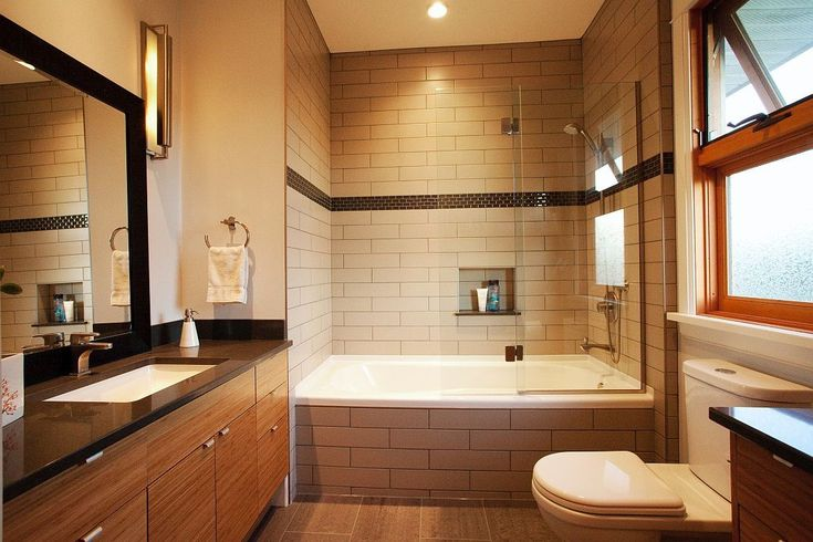 Luxurious large bathroom with alcove soaking bathtub for Bathroom accessories combo