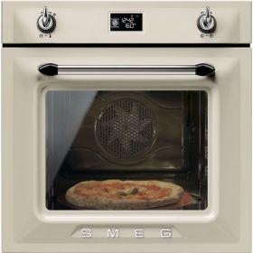 Smeg SFP6925PPZE Pyrolytic Single Multifunction Oven, A+ Energy