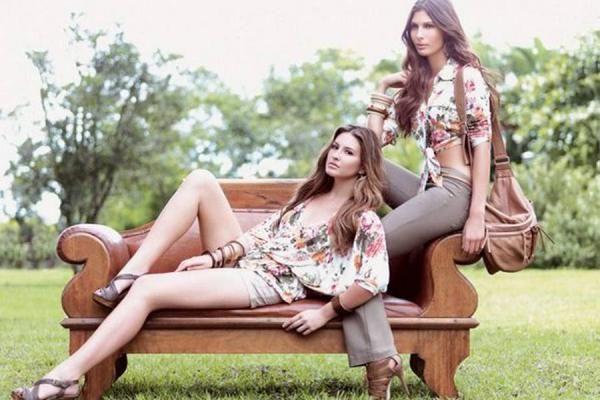 resaltar belleza de la mujer colombiana.