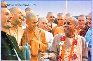 Anyone sincerely serving the spiritual master is a pure devotee.