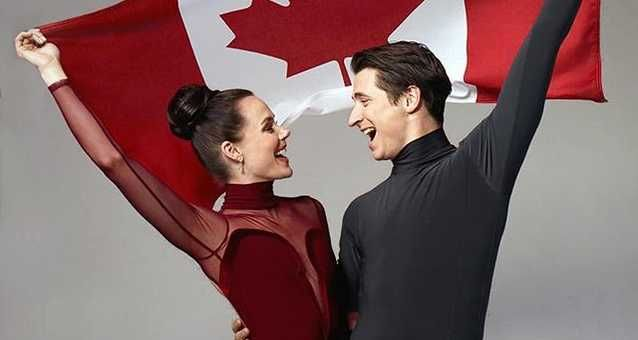 Canada Announces Their 2018 Olympic Flag Bearers And They're Seriously Couple Goals