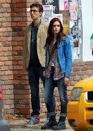 Clary and Simon -The Mortal Instruments