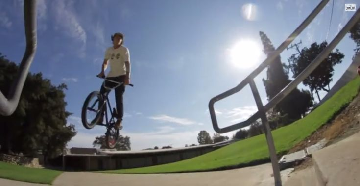 Craig Passero   S&M WHAMMO BMX FRAME 2014