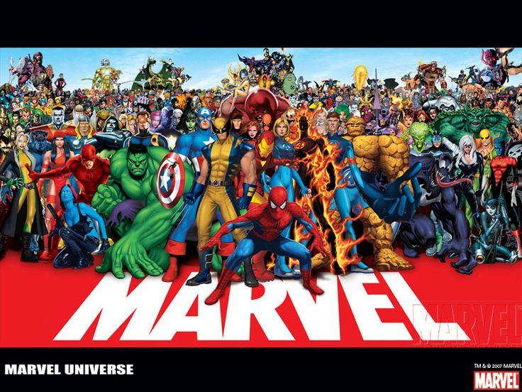 Marvel Comics!!