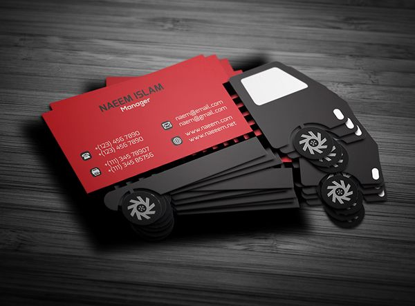 Business Cards Design: 25 Creative Examples - 5