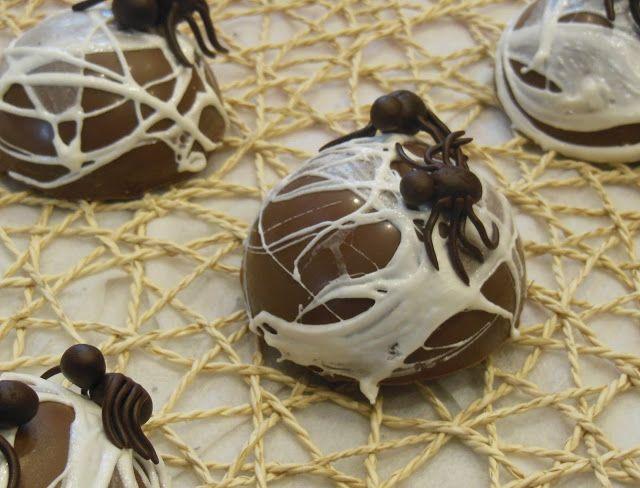 Me and my delicious me: Pavoučí hnízda