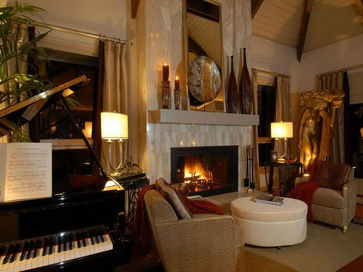 30 Best Images About Double Mantle Fireplace On Pinterest