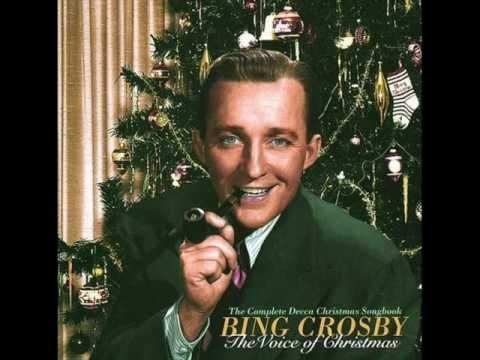 Bing Crosby- Mele Kalikimaka ---- My favorite Christmas song EVER! It's such a happy song. :))))))))