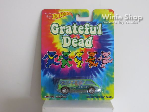 DREAM VAN XGW PANEL - 2014 HOT WHEELS GRATEFUL DEAD SERIES