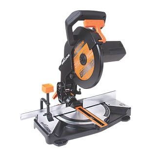 Order online at Screwfix.com. Multipurpose mitre saw with powerful, high torque motor. Lightweight, compact design with ergonomic handle for easy transport. Utilises professional technology to easily cut steel, aluminium, wood, wood with nails and plastic, using just a single blade. FREE next day delivery available, free collection in 5 minutes.
