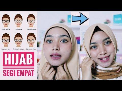 Tips Dan Tutorial Hijab Segi Empat Sesuai Bentuk Wajah Bulat Cabi Oval Kotak Tirus Youtube Wajah Hijab Gaya Hijab