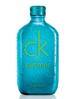 CK One Summer 2013 Calvin Klein for women and men