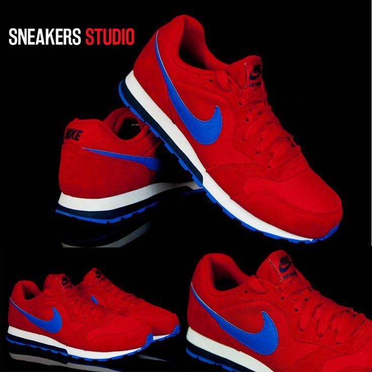 Buty Nike MD RUNNER w rewelacyjnej cenie  MD RUNNER to model z kategorii sportswear inspirowany butami do biegania. Przez wielu jest postrzegany, jako jedna z odsłon kultowego modelu Cortez.  #buty #butysportowe #obuwiedamskie #męskie