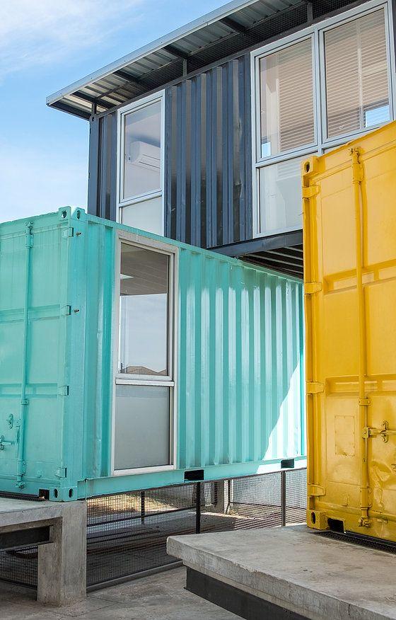 Venta y renta de contenedores