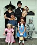 Wizard of Oz Family Costume - 2013 Halloween Costume Contest