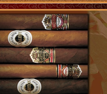 Ashton cigars.....have yet to find a better one!