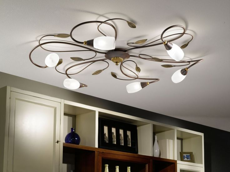 47 best Verlichting woonkamer images on Pinterest   Ceiling lamps ...