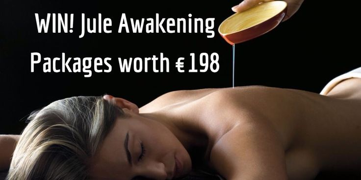 #COMPETITION WIN! 2 Jule Awakening Packages worth €198 at Jule Beauty &Therapy Ashbourne Jule Beauty & Therapy Grand Canal or Jule Beauty & Therapy Malahide. Enjoy Back of Body Massage, Dermalogica Facial and an Arm & Scalp Massage with Vanilla Essence. After you've been pampered you'll be treated to prosecco and chocolates in the Relaxation Area. To enter answer the question via he link, Good Luck