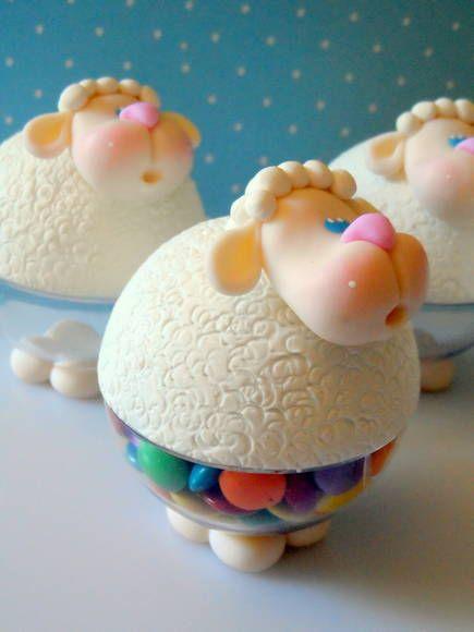 Pastillero oveja