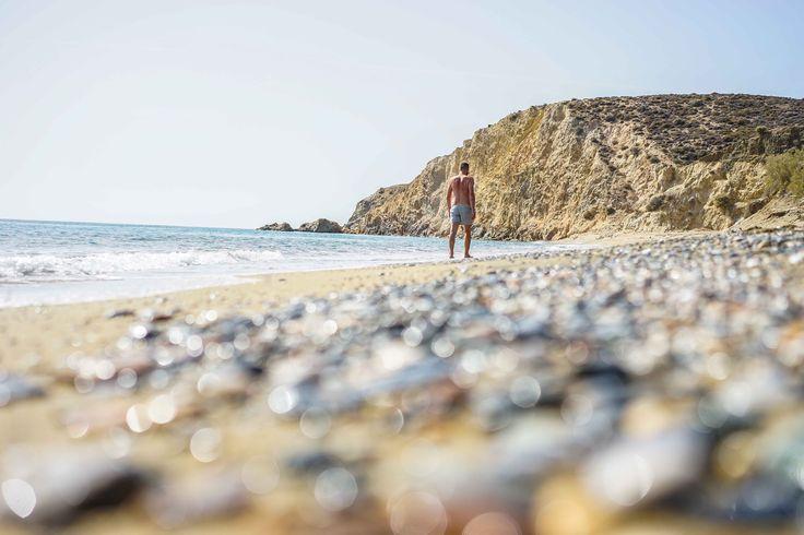 dream made of sun and sand #aegeansea   #anafi #greece #onelove #gaydestination #wedding