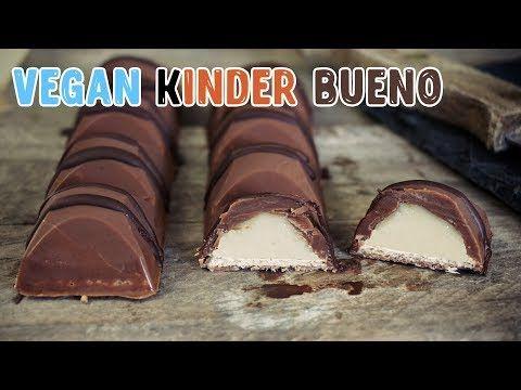 Kinder Bueno Fatto in Casa (Ricetta Vegana)