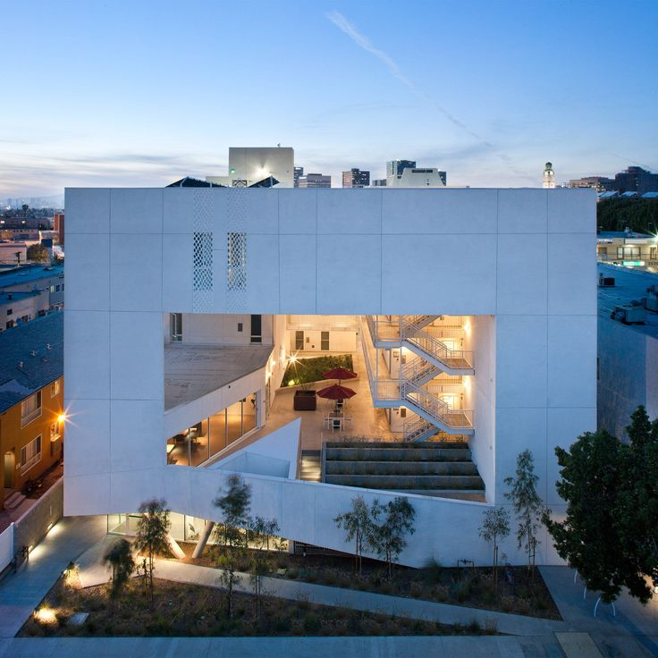 25 best ideas about housing for homeless on pinterest for Top architecture firms los angeles