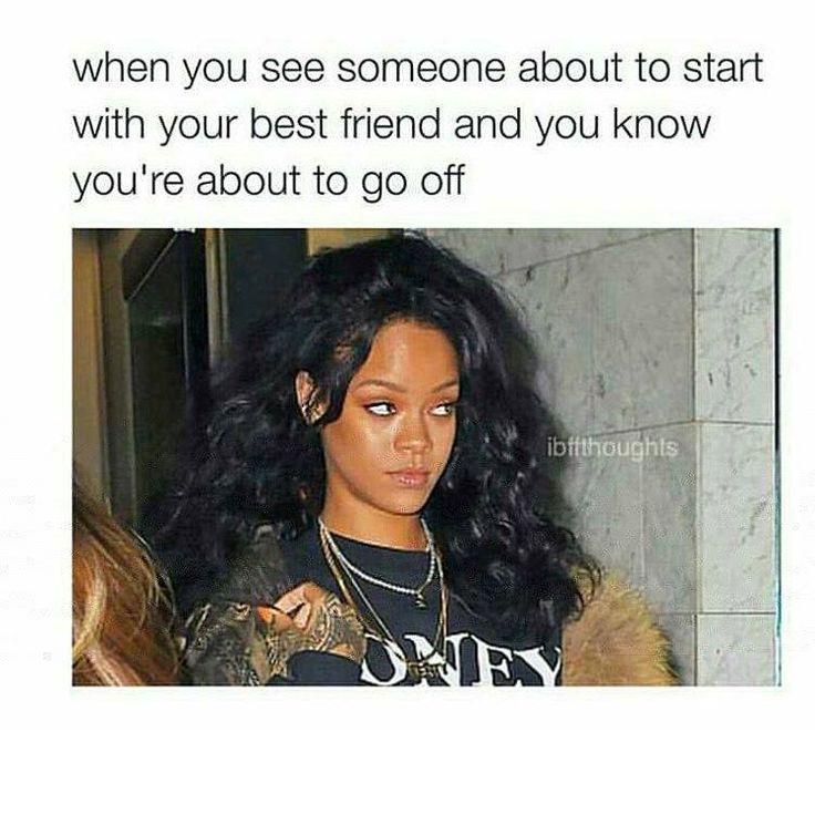 Rihanna memes joke
