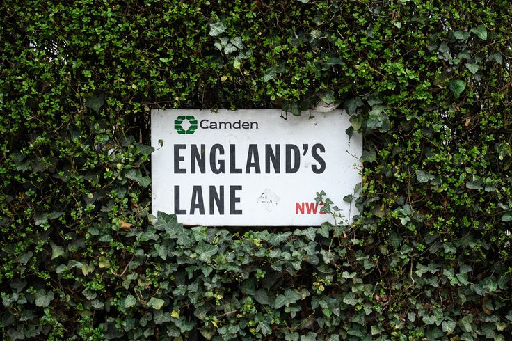 LONDON, ENGLAND - MARCH 16: The sign for England's Lane in North West London is seen on March 16, 2017 in London, England. British Prime Minister Theresa May has called for a 'more united' Britain as she prepares to trigger Article 50 to take Britain out of the EU, while also facing fresh calls for a second Scottish Independence referendum. (Photo by Leon Neal/Getty Images) via @AOL_Lifestyle Read more…