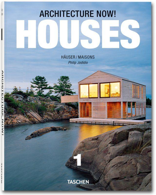 Architecture Now! Houses. Vol. 1. TASCHEN Books (TASCHEN 25 Edition)