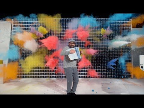 Super funny! Ok Go are definitely one of the most creative band of all times. Their last video, created in collaboration with Morton Salt, was shot in just 4.2 seconds of real-time footage. The vid…
