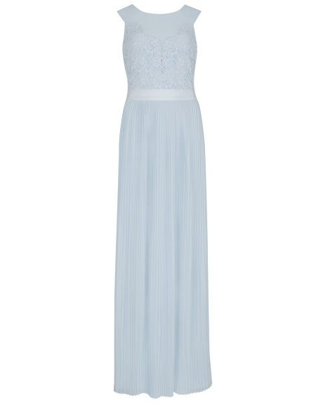 Bridesmaid ideas - £239 from Ted Baker and comes in three pastel shades.