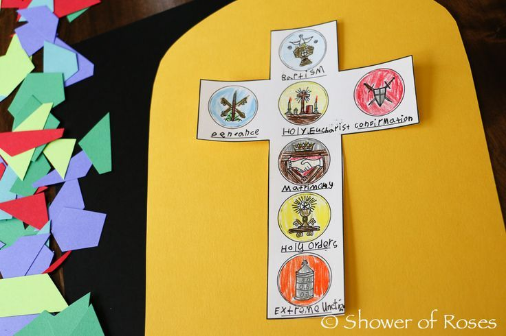 sacraments Stained glass window clipart - Google Search