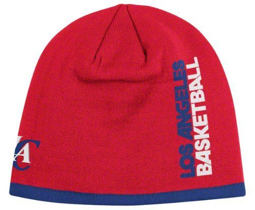 Los Angeles Clippers adidas 2010-2011 Offical Team Uncuffed Knit Hat by adidas. $17.99. Jaquarded official practice graphic on left side. Contrast color bottom stripe. Embroidered Adidas logo on right. Embroidered team logo. 60% cotton/40% acrylic ,Officially licensed by the NBA. Nothing feels as good as watching your favorite Clippers player dunk the ball over the defender. That is until you covered your dome with this Los Angeles Clippers Official Team Knit Hat. Featu...