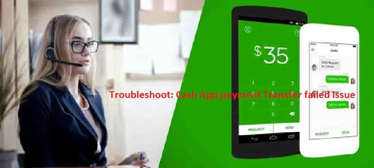 Pin on guidelines to fix cash app transfer failed problem