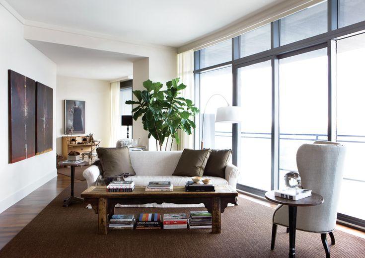 Living Family Rooms | Atlanta Homes & Lifestyles